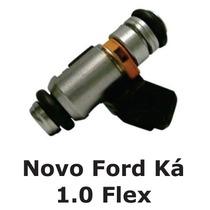 Bico Injetor Ford Ka Fiesta 1.0 - 2007 Até 2013