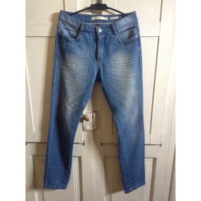 Jeans Hombre Chupin Hering Excelente Estado Con 1 Solo Uso