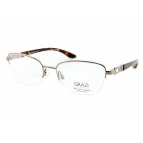6ae44ac2dd43e Oculos Grau Tamanho 52 - Óculos De Grau no Mercado Livre Brasil