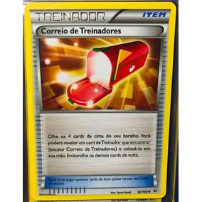 Pokemon - Correio De Treinadores - Português + Brinde