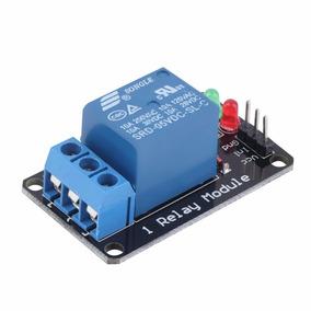 Relé 5v De 1 Canal Módulo Optoacoplador Arduino