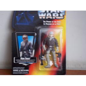 Vendo Muñeco De Accion De Star Wars De Hans Solo En La Nieve