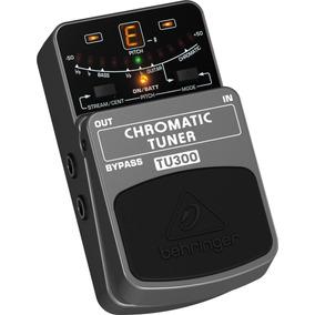 Tu300 Pedal Afinador Chromatic Tuner Behringer - Original