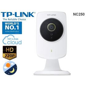 Camara Tp-link Nc250 Hd Cloud Wi-fi 300mbps Diurna Nocturna
