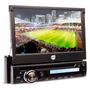 Dvd Player Dazz Hbd-9830dtv Retrátil 7´ Tv Digital Auxiliar
