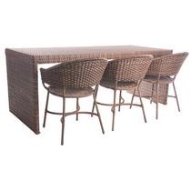 Cadeira E Bancada Junco Varanda,piscina,sala,cozinha S/juros