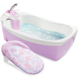 Bañera Summer Luxury Jacuzzi Y Spa C/duchador Tiendamibebe