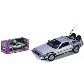 De Volta Para O Futuro Filme 1: Delorean - 1:24 - Welly