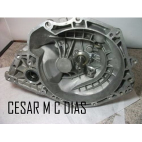 Cambio Corsa/astra/meriva/zafira/montana 1.8 Conserto