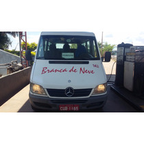 Van Mercedes Benz Sprinter 313 Ano 2010
