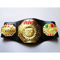 Cinturón De Campeonato Triple Aaa. Lucha Libre. (juguete)