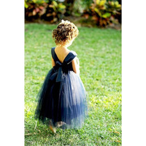 Vestido Fiesta Bautismo Bebes Nena Y Nenas