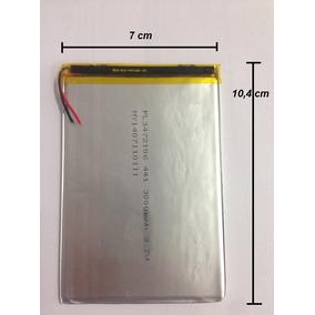 Bateria Tablet Positivo Dl Cce Genesis 7x10,4 Cm Promoção