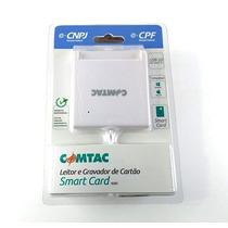 Leitor Gravador De Smartcards Usb Certificado Digital 9202