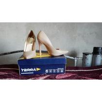 Zapatillas Terra Para Dama Único Par