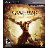 God Of War Ascension Ps3 Original Sellado