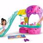 Boneca Polly Pocket Lanchonete Parque Aquático Mattel Oferta