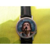 Raro Reloj De Pulsera Tempus Fugit (salvador Dali)