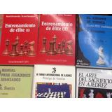Lote De Libros Y Artículos De Ajedrez (ofrece Cambios)