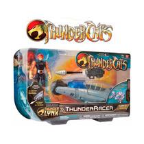 Thundercats Veiculo Thunderracer + Figura Lion Sunny