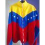Campera Chaqueta Tricolor Venezuela