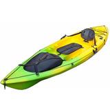 Kayak Dorado Náutica Pesca Travesía Remo Pala Doble