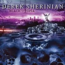 Cd Derek Sherinian Black Utopia - Alemanha - Digipack