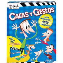 Caras Y Gestos Español Juego De Mesa Original Hasbro Gaming