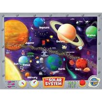 Obras Maestras Discovery Kids Sistema Solar Magnifinder Puz