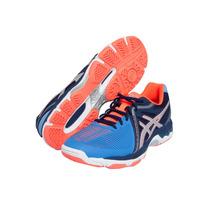 Tenis Asics Netburnet Ballistic Para Voleibol, Handball, Gym