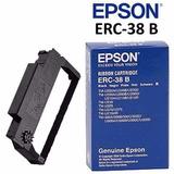 Cinta Epson Erc-38 Para Impresora Tm-u200 / 300/370/37 Y Mas