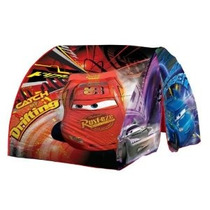 Disney Cars 2 Tent Cama Con Pushlight