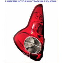Lanterna Novo Palio Traseira Esquerda 2013 2014 2015 2016