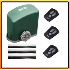 Motor Porton Automatico Corredizo Electrico 500kg 3 Controle