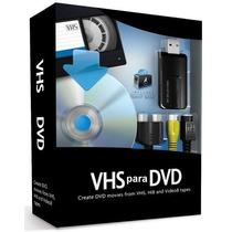 Placa Captura Externa Usb Audio Video Vhs Dvd Pc Conversor