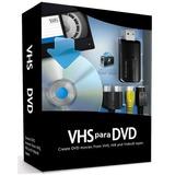 Placa Captura Usb Audio Video Vhs Dvd Conversor