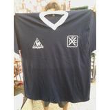 Camisetas Retro De Independiente-azul-blanca-roja-como Sea