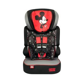 Cadeira Bebe Auto Disney Mickey Mouse 9 A 36 Kg Travesseiro