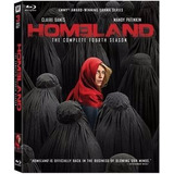 Blu-ray: Homeland Temp 4 Original *por Encargo*