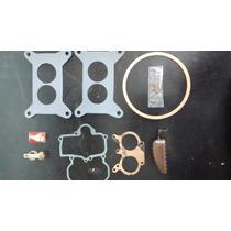 Kit De Reparo Dfv Weber 444 - Motor V8 272 E 292 Gasolina