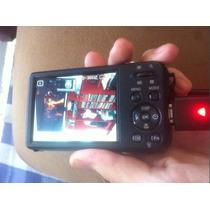 Camera Digital Samsung Pl120 14.2mp C/ Lcd Frontal 1,5