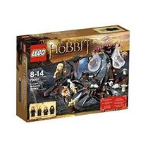 Juguete Lego Hobbit Escape Desde El Bosque Negro Arañas Set