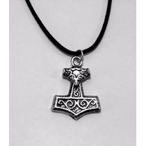 Pingente Viking Mjolnir (thor, Martelo, Vikings, Odin)