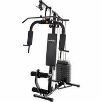 Estação De Musculação Diamond Fitness Df 7000 Com 50 Kg