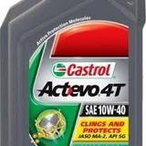 Aceite Castrol 4 Tiempos, Ideal Para Motocarro