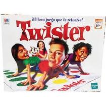 Twister Juego De Mesa Original De Hasbro
