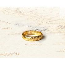 Anel Colar Senhor Dos Anéis Frodo Bilbo Hobbit - Frete 5r$!