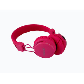 Daffodil Diadema Superb Bluetooth Micro Sd Rojo Candy-rj