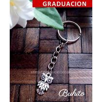 Recuerdos Graduacion Buhos Buhitos Llaveros Mini