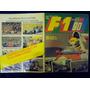Álbum De Figurinhas Fórmula 1 1990 - Incompleto